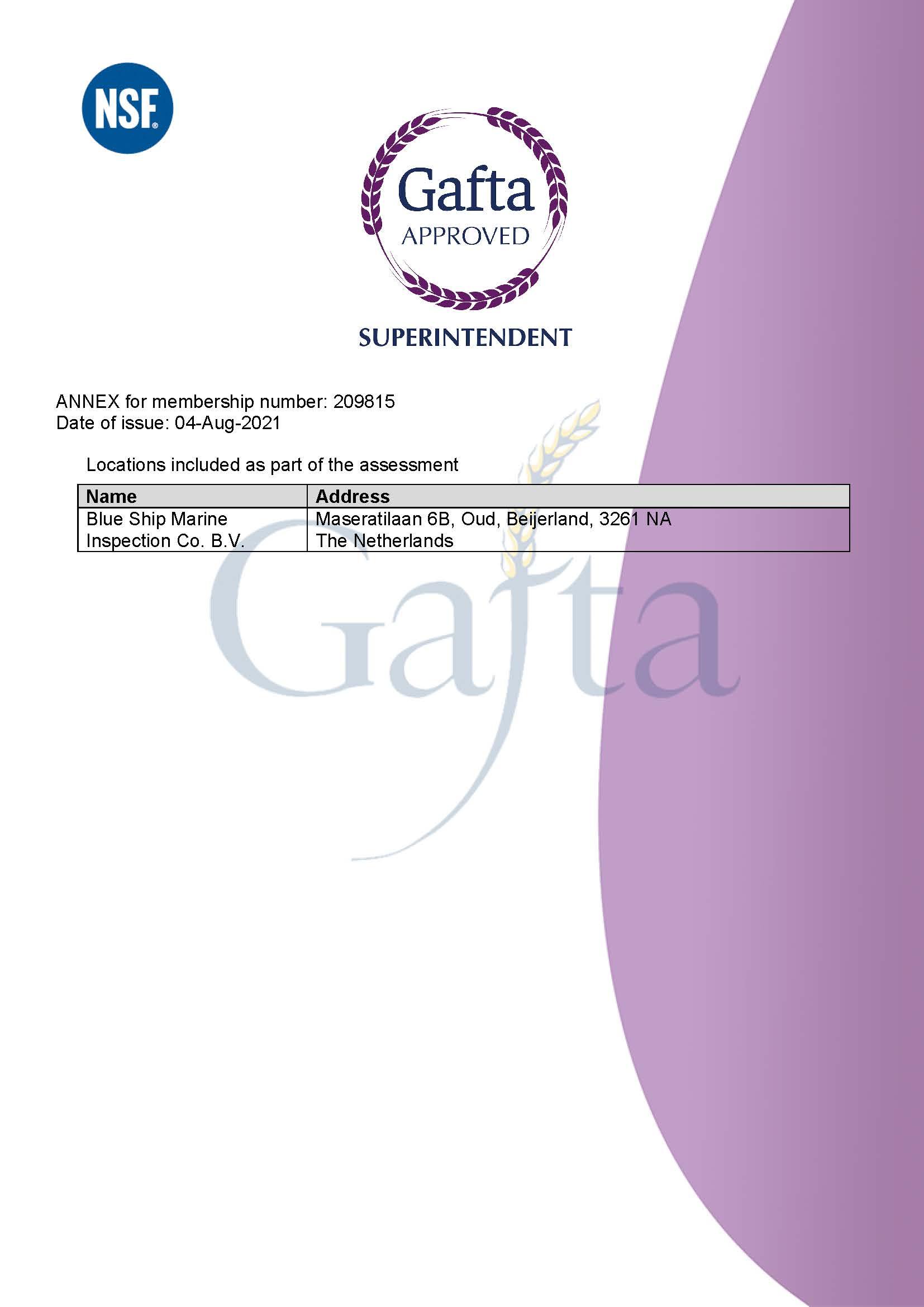 209815 Blue Ship Marine Inspection Co. B.V Gafta Certificate 2021_v1_Decrypted_Page_2